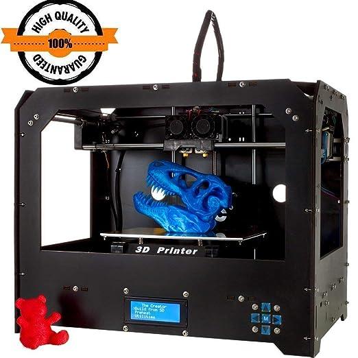 Amazon.com: Trovole FDM - Impresoras 3D, doble extrusor de ...