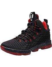 Zapatos De Seguridad para Zapatillas Deportivas De Baloncesto para Hombre De Ocio para Correr Zapatillas Antideslizantes