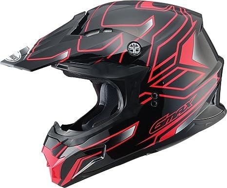 Amazon.com: GMAX mx86 unisex-adult todoterreno casco de moto ...
