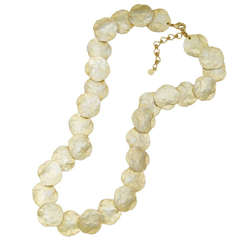 Michael Michaud Petite La Mer Contour Necklace by for Silver Seasons…