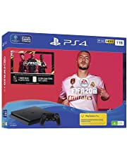 PlayStation 4 Console 1TB Slim FIFA 20 Bundle