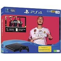 PlayStation 4 Console 1TB Slim FIFA 20 Bundle