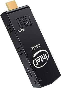 Dooter W5 Pro Intel Atom Z8350 Quad-Core Windows 10 Mini PC Stick