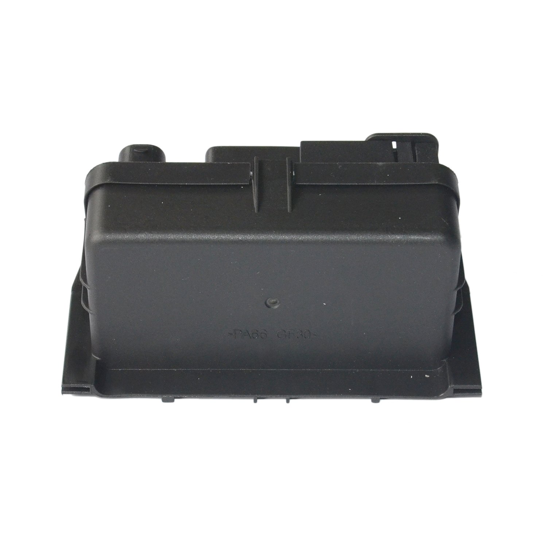 Black titanium Front Air Vent Outlet Frame Trim For Tesla Model X Model S 14-18