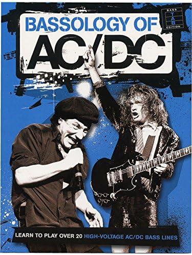 Bassology Of AC/DC. Partitions pour Tablature Basse: Amazon.es ...