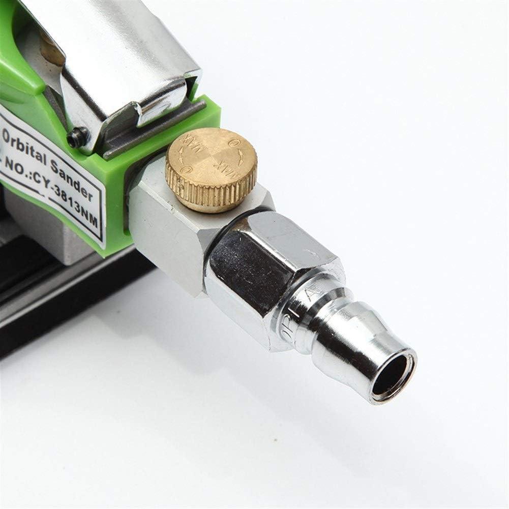 Clip Fine Sanding Machine Light Sandpaper Polishing Machine Square Air Polishing Machine