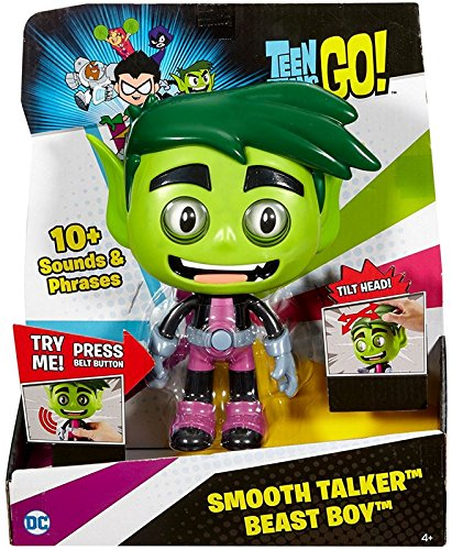Mattel Teen Titans Go! Smooth Talker Beast Boy Figure Action Figure by Mattel