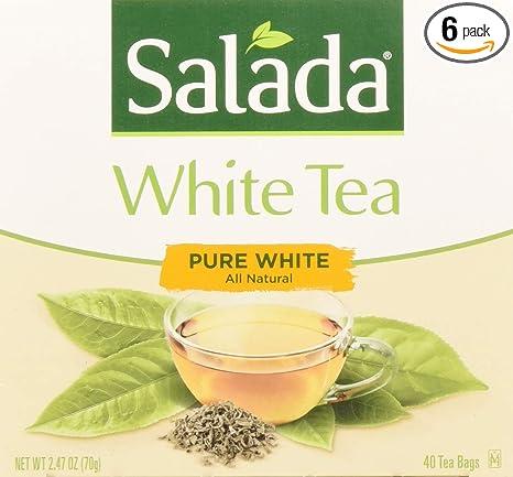 40 ct Salada Pure White Tea