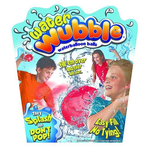 NSI Water Wubble Waterballoon Balls