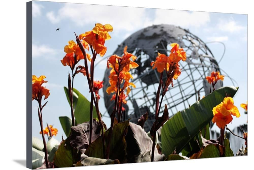 Amazon.de: artedge Blumen near Unisphere AT World \'s Fair Seite ...