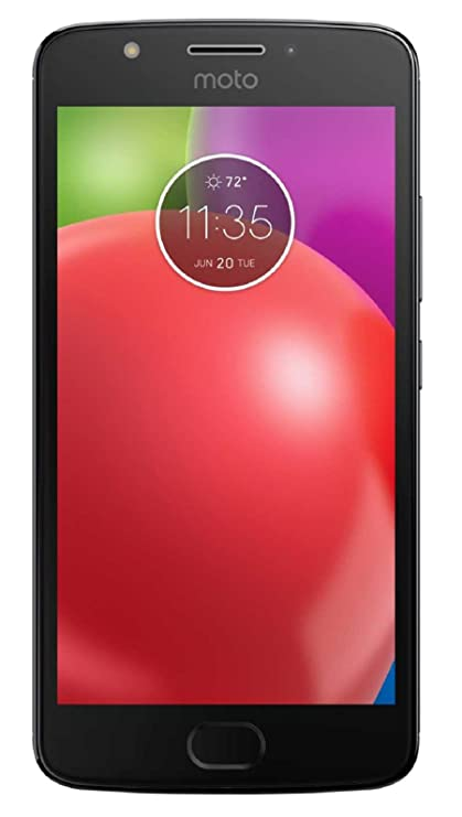 Review Motorola MOTO E4 (4th Gen) 5-inch HD Display Android 7.1 Smartphone Verizon Wireless (Locked, Without Contract) - Black