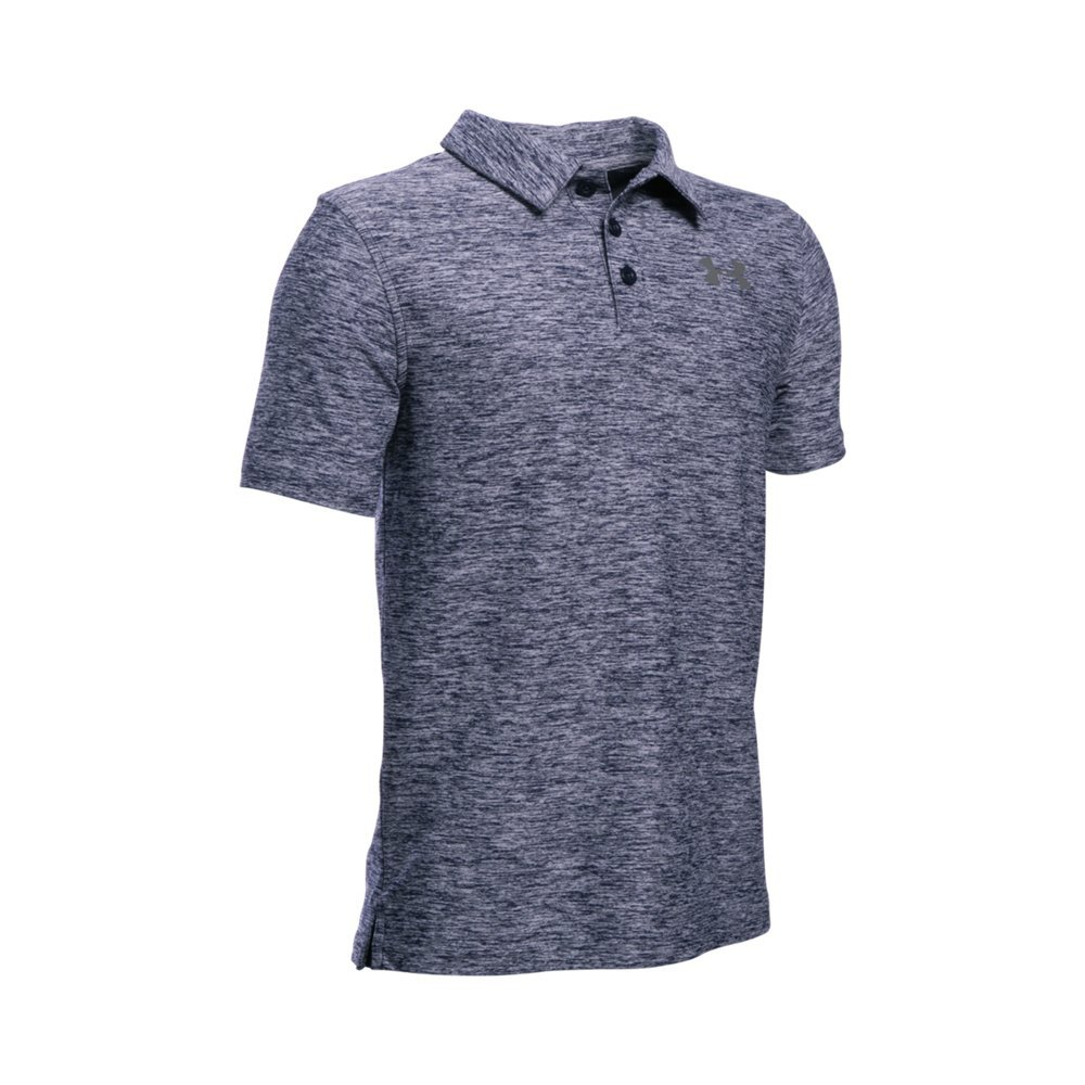 Under Armour Boys' Playoff, Midnight Navy/Graphite, Youth Small