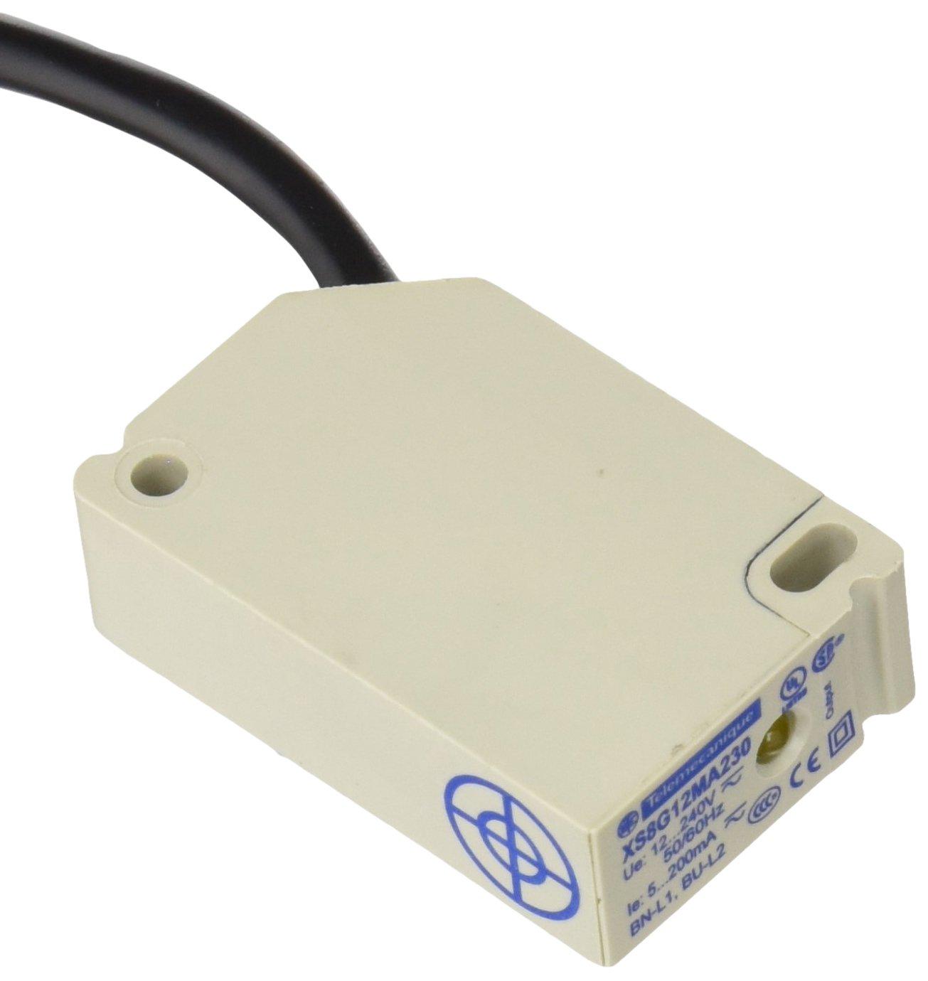 Telemecanique psn - det 32 05 - Detector proximidad inductivo 2 hilos corriente continua/corriente alterna cable: Amazon.es: Industria, empresas y ciencia