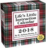 Life's Little Instruction 2018 Day-to-Day Calendar