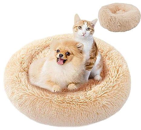 Amazon.com: Cama para perros GJQGYY Abbyspace cómoda y ...