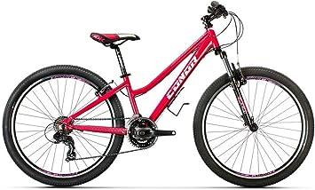 Conor Bicicleta 5200. Bicicleta de montaña con Dos Ruedas. Bici Adultos. Bike. Ruedas 26 Pulgadas. 7 velocidades. (Rosa WM): Amazon.es: Deportes y aire libre
