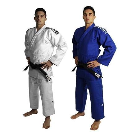 adidas Champion II Judo Anzug weiß – IJF zugelassen: Amazon