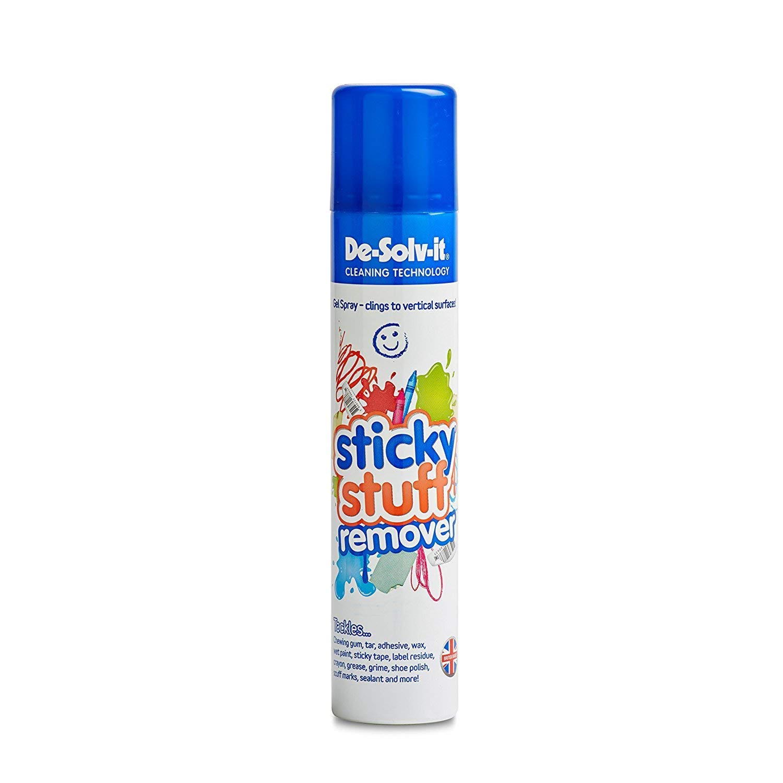 Mykal Sticky Stuff Remover Gel Spray 200 ml (Pack of 2) B0052XOBM8