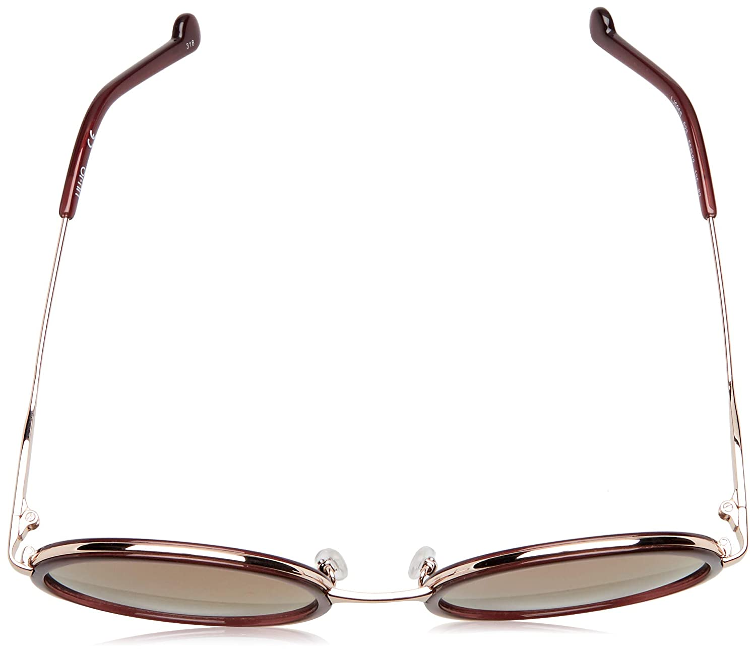 Amazon.com: Gafas de sol Liu Jo LJ 696 S 623 CHERRY: Clothing