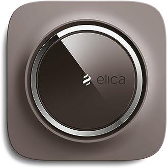 Filtro de campana de cocina de metal original Elica Elibloc 458,5 x 177,5 x 10 mm
