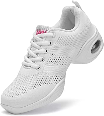 Sanguine Women's Dance Sneakers, Thick