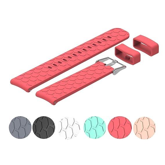 Amazon.com: Bands for Nokia Steel HR Sport Smartwatch (40mm ...