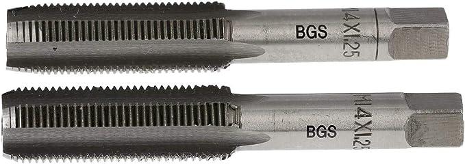 """Gewindeeinsätze ISO 2 HSS-G BSW 1//8-1/"""" Gewindeschneider Details about  /1X Gewindebohrer STI f"""