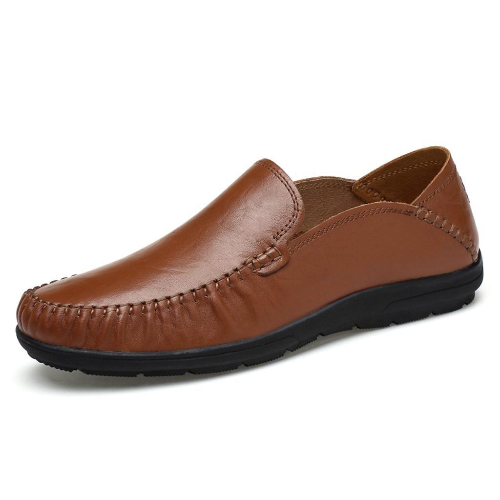 Zapatos de Hombre Zapatos Casuales Zapatos de Trabajo Zapatos de Vestir Zapatos Viejos Zapatos de Conducción Talla Grande 37 EU|Yellow
