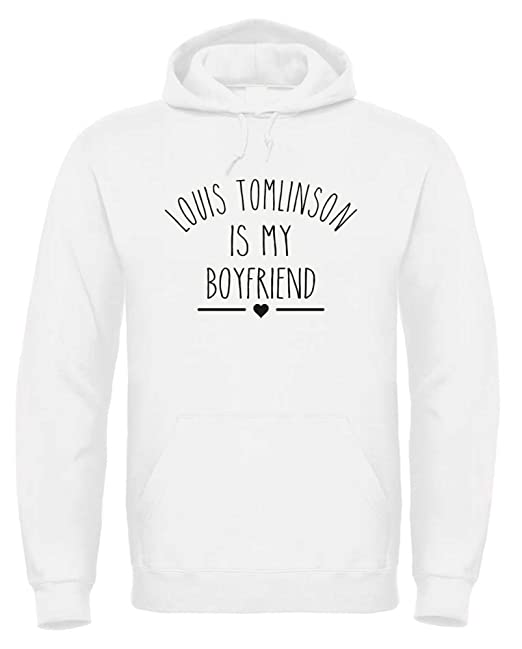 Louis Tomlinson Is My Boyfriend Unisex Hoodie