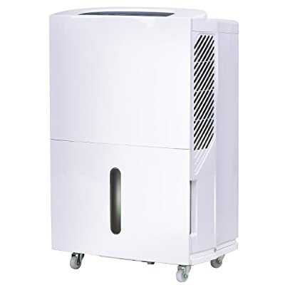 CostWay 30-Pint Portable Electric Dehumidifier