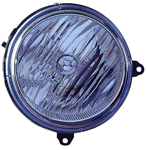Depo 333-1173L-AF Jeep Liberty Driver Side Replacement Headlight Assembly NSF Certified