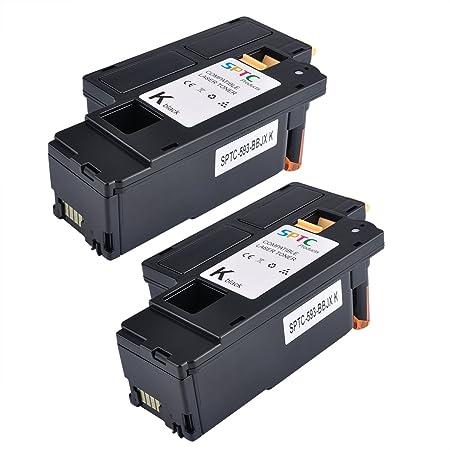4PK Toner Cartridge Set for Dell E525w E525 593-BBJX BBJU DPV4T H3M8P BCMY US