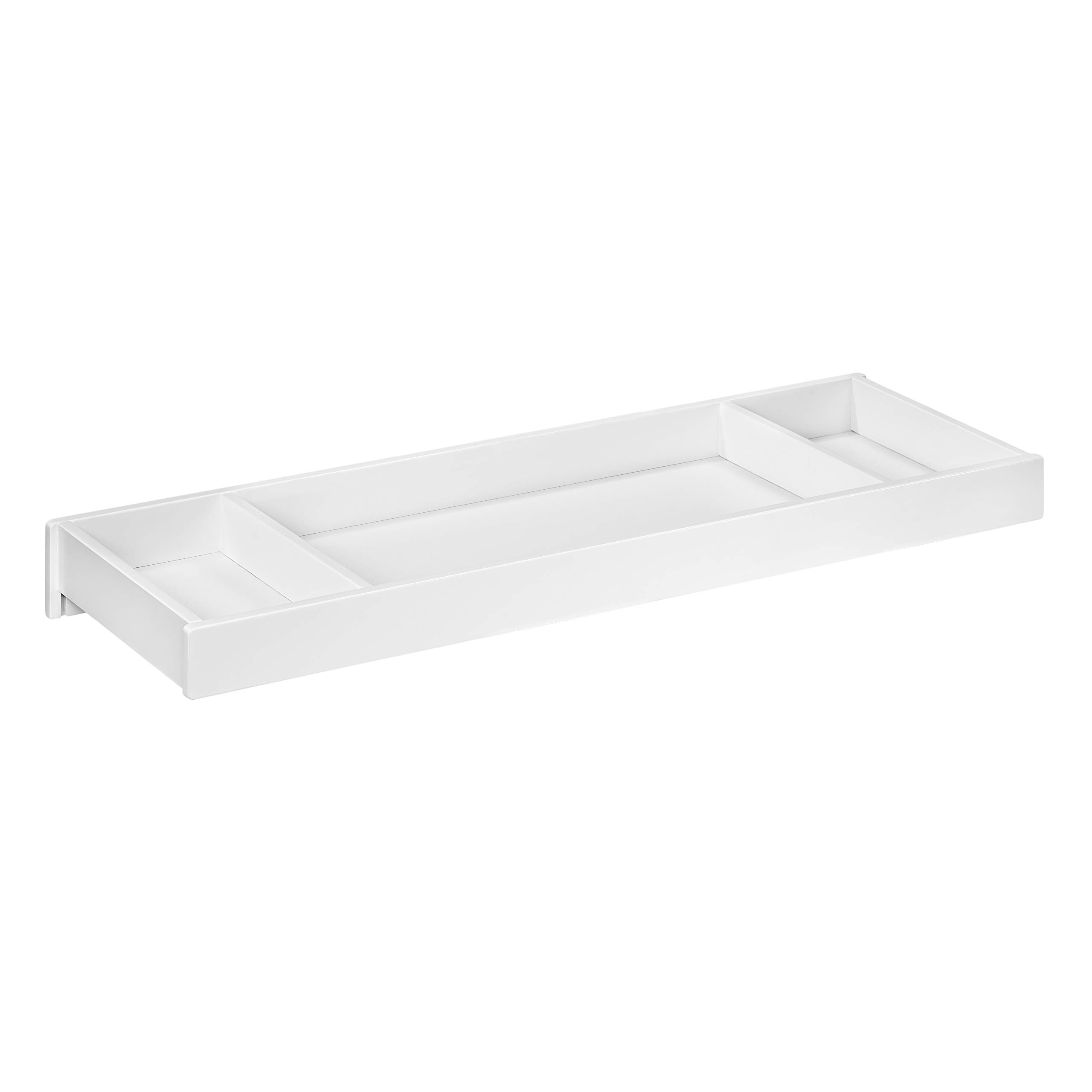 Oxford Baby 10165420 Stone Haven Changing Topper, White