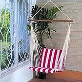 Oak N Oak Comfortable & Relaxing Indoor & Outdoor Hanging Chair Furniture - Magnolia Casual Maine