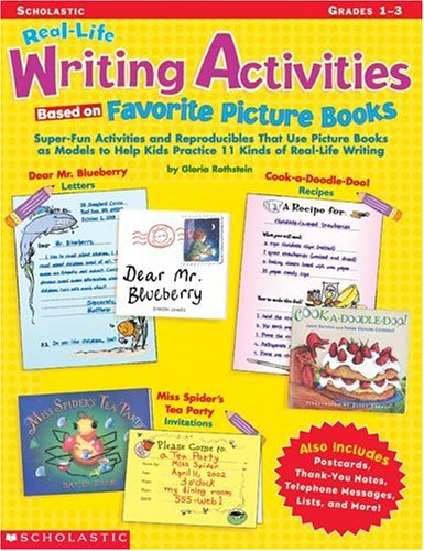 writing activities using childrens books