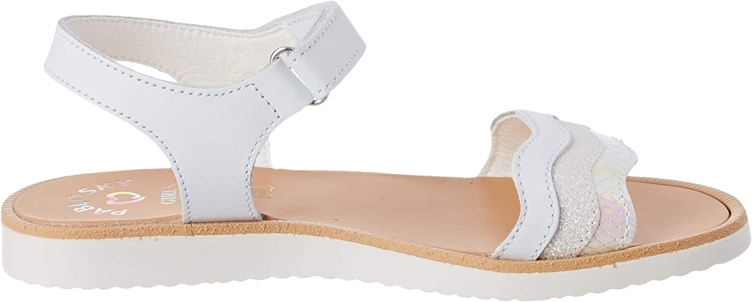 Pablosky 462500 Sandales Bout Ouvert Fille