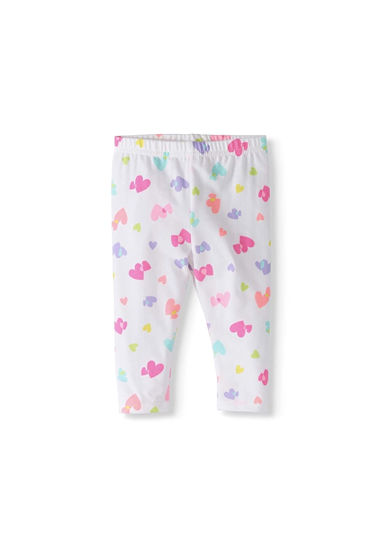 Pink//White Garanimals Baby Girl Printed Leggings Size 18M Set of 3