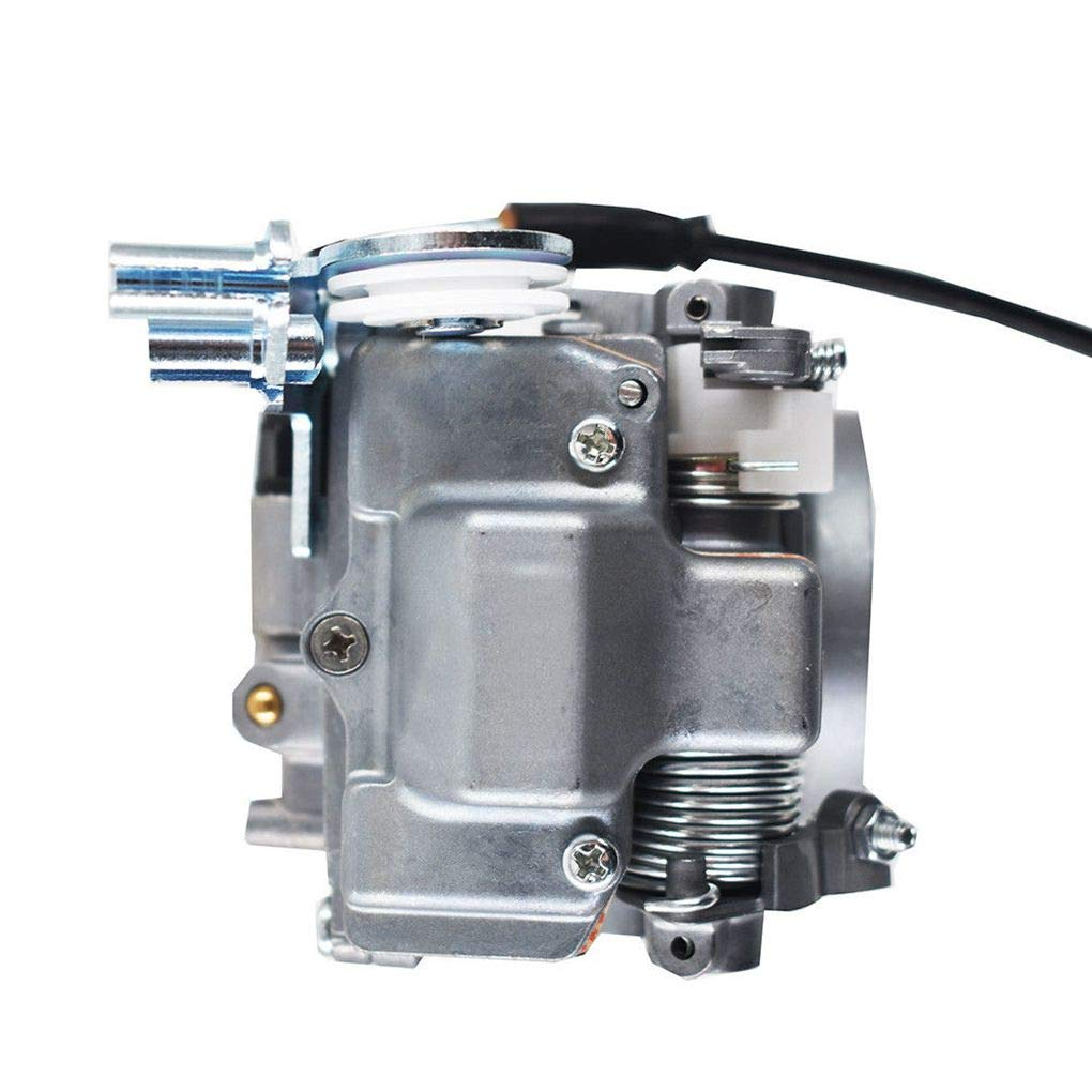 Motorcycle Engine Accessories Carburetor HSR45 45mm Carb Replacement for EVO Twin Cam TM42-6 by Topker (Image #6)