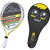 Weierfu Junior Tennis Racket for Kids Toddlers Starter Racket 17-21' with Cover Bag Light Weight(Strung)