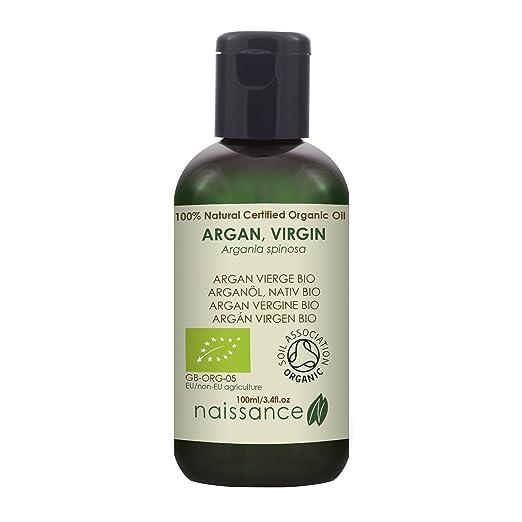 51 opinioni per Naissance Olio di Argan Vergine Biologico- Olio Vegetale Puro al 100%- 100ml