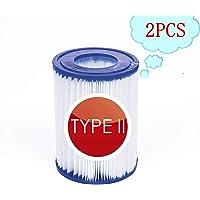 filtro de piscina tipo 2,Cartucho de filtro de piscina tipo II,Cartuchos de filtro para piscina For Bestway II…