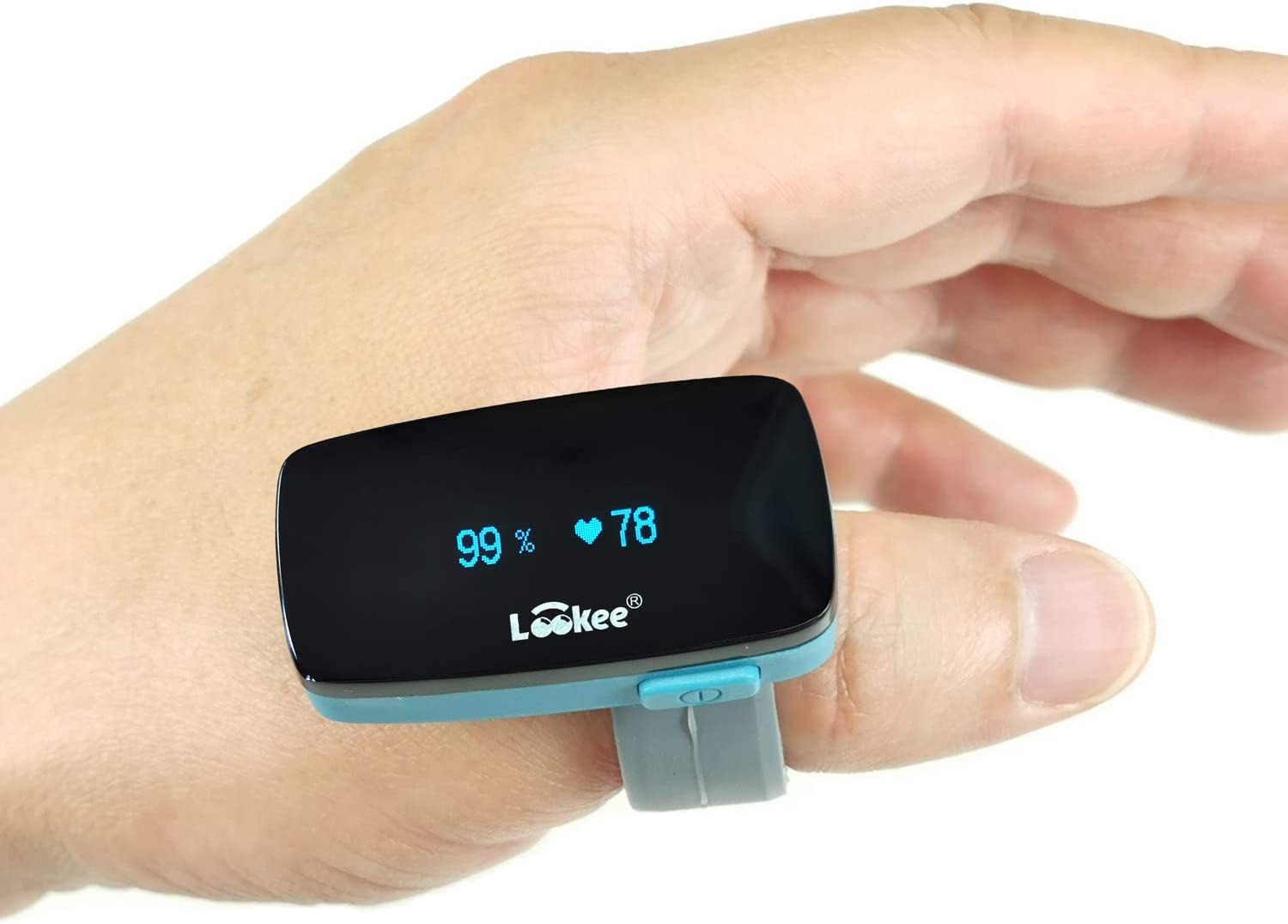 LOOKEE O2-Ring Oxygen Monitor Tracker