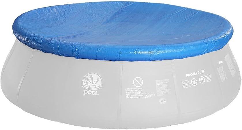 vidaXL 579Y7 - Cobertor Piscina Diámetro 360Cm: Amazon.es: Jardín