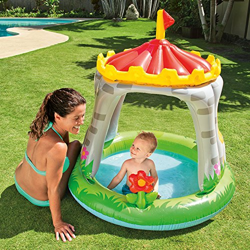 "Intex Royal Castle Baby Pool, 48"" x 48"
