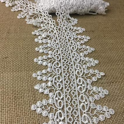 1//2 inch wide embroidery trim select color price for 1 yard