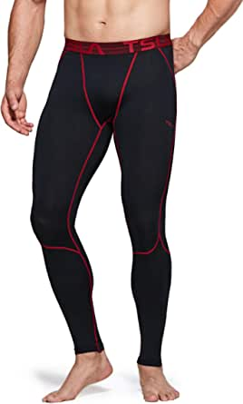 Wintergear Base Layer Bottoms Athletic Sports Leggings /& Running Tights TSLA Kids /& Boys /& Girls Thermal Compression Pants