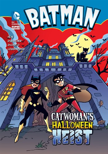 Dc Comics Collectors Edition Superman And Batman Costumes (Batman: Catwoman's Halloween Heist)