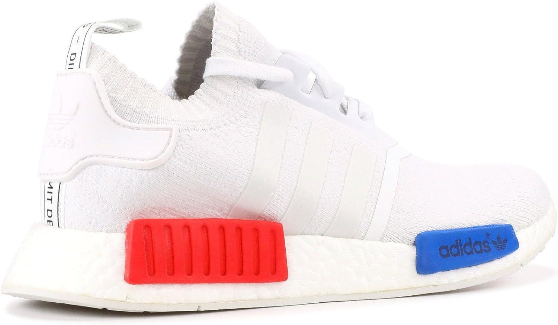 presupuesto Estado Licuar  Amazon.com: adidas NMD Runner Pk - S79482 - Talla 11 Blanco, Rojo, Azul:  Shoes