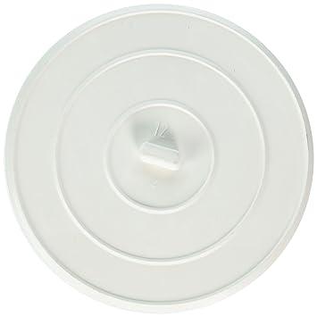 Do It Best 431125 Do It Rubber Sink Stopper, 5 Inch, White