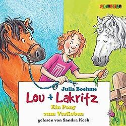 Ein Pony zum Verlieben (Lou und Lakritz 5)
